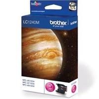BROTHER CARTUCCIA LC1240M MAGENTA ORIGINALE