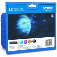 BROTHER CARTUCCIA LC1280XL MULTIPACK ORIGINALE