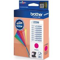 BROTHER CARTUCCIA LC223M MAGENTA ORIGINALE