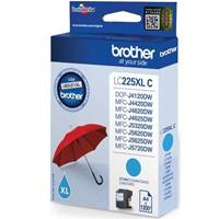 BROTHER CARTUCCIA LC225XLC CIANO ORIGINALE