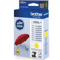 BROTHER CARTUCCIA LC225XLY GIALLO ORIGINALE