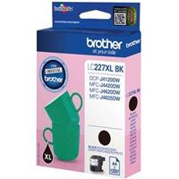 BROTHER CARTUCCIA LC227XLBK NERO ORIGINALE