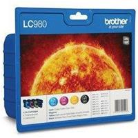 BROTHER CARTUCCIA LC980VALBP MULTIPACK ORIGINALE