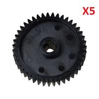 Lower Roller Gear 43T COMPATIBILE Conf.5pz Lexmark MX MS 710,810,811 812