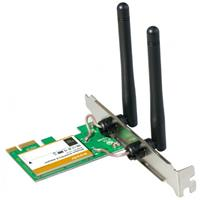 Scheda PCI Express 2.0 1x Wireless 300 Mbps Tenda