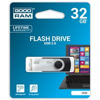 PEN DRIVE 32GB GOODRAM USB 2.0 UTS2 NERA SWIVEL