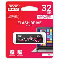 PEN DRIVE 32GB GOODRAM USB 3.0 UCL3 NERA SLIDER