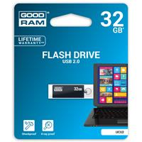 PEN DRIVE 32GB GOODRAM USB 2.0 UCU2 NERA