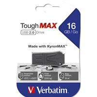 PEN DRIVE 16GB VERBATIM USB 2.0 ToughMAX