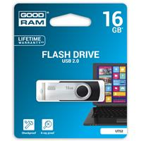 PEN DRIVE 16GB GoodRam USB 2.0 UTS2 NERA SWIVEL
