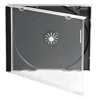 CUSTODIA 10.4mm CD JEWEL SINGOLO TRAY NERO