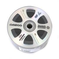 DVD-R 4.7GB|120min 16x Shrink 50pz OMEGA DIGITAL MOVIE SILVER