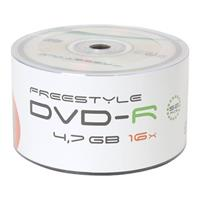 DVD-R 4.7GB|120min 16x Shrink 50pz FREESTYLE
