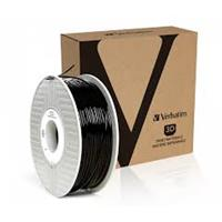 3D PRINTER FILAMENT PLA 2.85MM BLACK 1KG