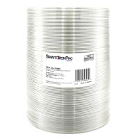 CD-R 700MB|80min 52x Shrink 100pz VERBATIM SmartDisk Pro Stampabile Bianca 23-118mm