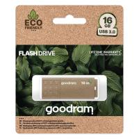 PEN DRIVE 16GB GOODRAM USB 3.0 UME3 ECO FRIENDLY con CAP 60R/20W